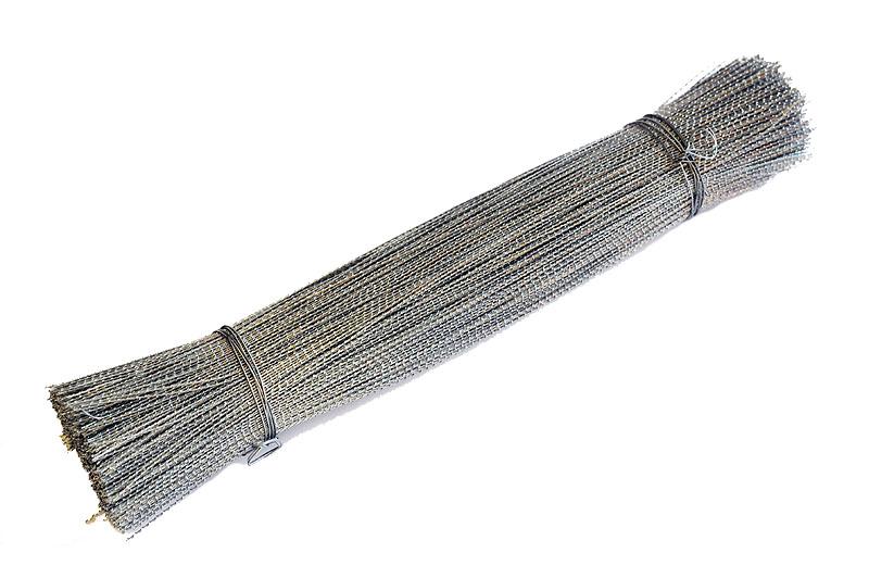 Drut stalowy - pęczek