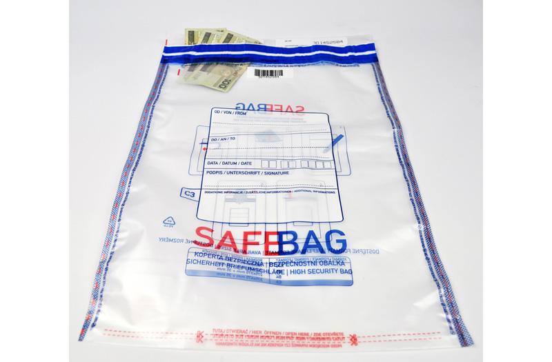 Koperty bezpieczne C3 transparentne