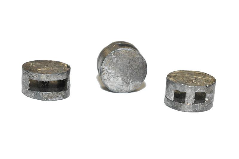 Plomby ołowiane 12mm